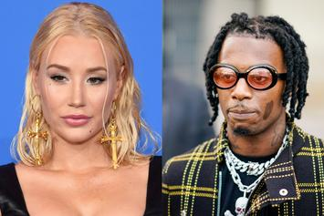 Playboi Carti Gets Iggy Azalea To Show Off Her New Cornrows