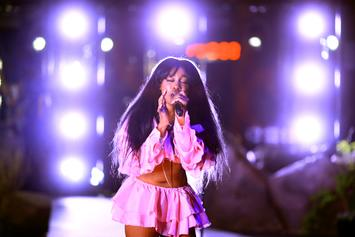 SZA Wipes Instagram Account Clean