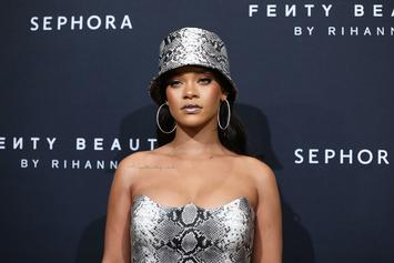 """Rihanna Mourns The Loss Of Fan Who Lost Her Battle With Cancer: """"Love You My Angel"""""""