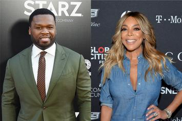 """50 Cent On Wendy Williams' Rumored Divorce: """"World's Most Famous Side Chick"""""""