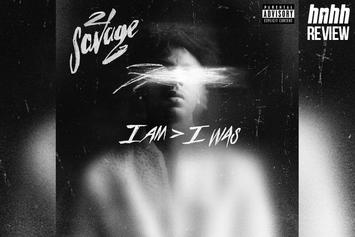 "21 Savage ""I Am > I Was"" Review"