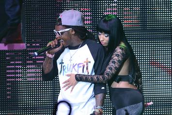 Nicki Minaj Will Spend New Year's Eve With Lil Wayne