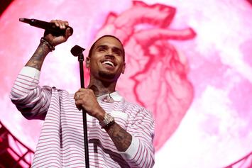 "Chris Brown Calls Himself ""One Of The Greats,"" Says He'll Have A Movie One Day"
