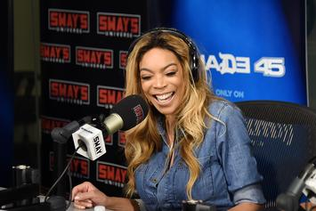 "Wendy Williams Reportedly ""Laughing"" At Husband's Cheating Rumours"