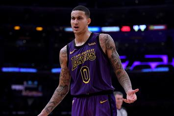 "Kyle Kuzma Says ""We Are Not Just One Player"" After Lakers Win"