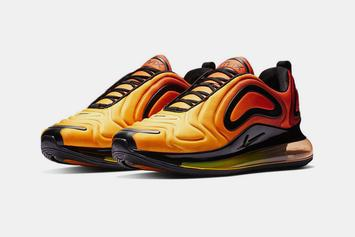 Nike Shows Off New Air Max 720 Colorways