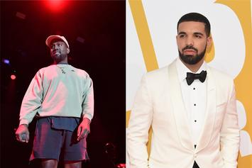 "Kanye West Continues Twitter Beef With Drake: ""Don't Follow My F*cking Wife"""