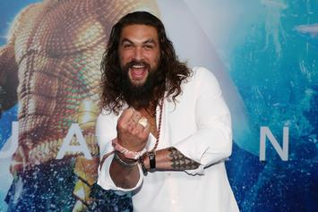 """""""Aquaman"""" Gets Marvel's Seal Of Approval"""