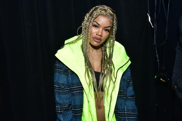 Teyana Taylor Welcomed A Proposal On Stage During NYE Performance
