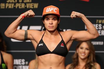 "Amanda Nunes Labels Herself ""Greatest Fighter In UFC History"""