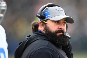 Detroit Lions GM Stands Behind Hiring Matt Patricia Despite Sexual Assault Allegations