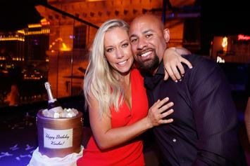 Kendra Wilkinson & Hank Baskett Can't Figure Out How To Get Divorced