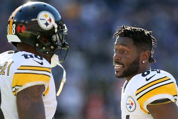 Pittsburgh Steelers Hope To Trade Antonio Brown Before March: Report
