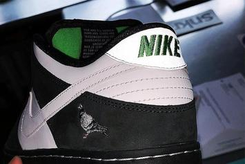 "Jeff Staple's Nike SB Dunk ""Panda Pidgeon"" Release Postponed Due To Bots"
