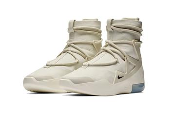 "Nike Air Fear Of God 1 ""Light Bone"" Release Details"