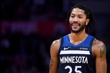 """Derrick Rose Issues Apology For """"Kill Yourself"""" Comments"""