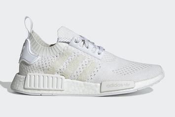 "Adidas NMD R1 ""Triple White"" With UltraBoost 1.0 Knit Release Details"