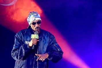 Snoop Dogg Offers To Build The Border Wall For Donald Trump... With Legos