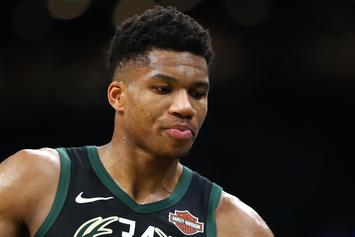 Giannis Antetokounmpo Downplays MVP Praise After Win Against Houston