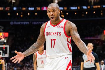 "PJ Tucker Gifted ""Rolls-Royce"" Air Jordan 3s With New Rolls-Royce Truck"
