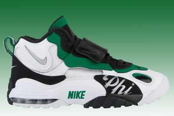 """Philadelphia Eagles"" Nike Air Max Speed Turf Releasing This Week"