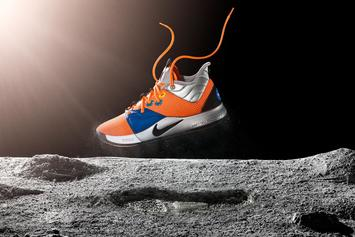 "Paul George, Nike Officially Introduce ""NASA"" PG3 Colorway"