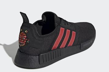 """Adidas NMD R1 Is The Latest Silhouette To Receive """"Chinese New Year"""" Colorway"""