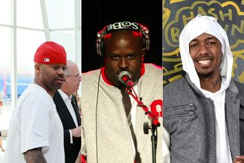 "Funk Flex Questions Dame Dash & Nick Cannon's ""Snitchy Ways"""
