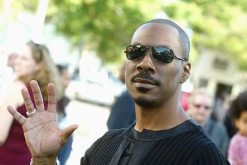 "Eddie Murphy Confirmed To Return For ""Coming To America 2"""