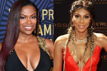 "Tamar Braxton & Kandi Burruss Join ""Celebrity Big Brother"""