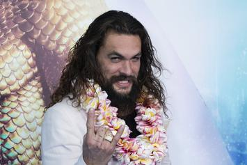"""Aquaman"" Breaks The $1 Billion Mark"
