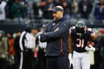 Chicago Bears Coach Matt Nagy Was Not A Fan Of Cody Parkey's TV Appearance