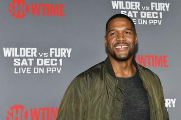 Michael Strahan Wants To Take The Clemson Tigers To A Lobster Dinner