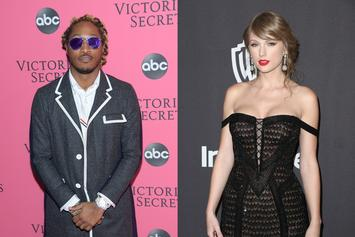 Future Ties Taylor Swift For 10th Most Billboard Hot 100 Entries