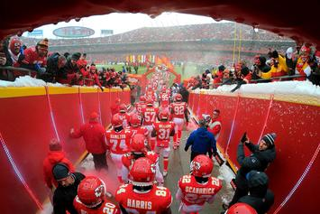 Kansas City Chiefs Decide To Resod Arrowhead Stadium Before AFC Title Game