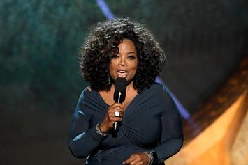 "Oprah Issues Late Entry To ""In My Feelings"" Challenge"