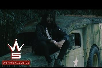 "SahBabii Drops Off New Clip For ""Army"""