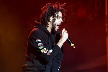 "J. Cole Purges Instagram, Fuels ""Album Mode"" Hype"