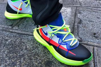 ROKIT x Nike Kyrie 5 Slated For All Star Weekend: First Look