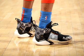 """Russell Westbrook Debuts """"Equality"""" Jordan Why Not Zer0.2 For MLK Day"""
