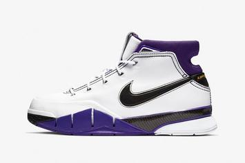 "Nike Kobe 1 Protro ""81 Points"" Releasing Today: Purchase Links"