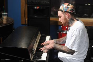 Mac Miller Tribute Mural Pops Up In Los Angeles