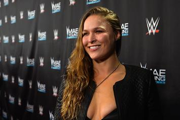 "Ronda Rousey Joins Kevin Hart's ""Cold As Balls,"" Talks WWE Goals & More"