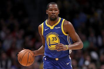 """Tracy McGrady Says Kevin Durant Leaving Golden State Would Be """"Great"""" For The League"""