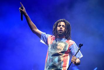 """J. Cole's Follow-Up To """"K.O.D"""" Is On The Way"""