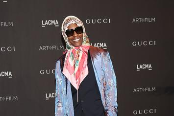 A$AP Rocky's Babushka Trend Started As A Way To Cover A Face Injury