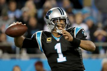 Cam Newton Underwent Shoulder Surgery, Will Begin Rehab Immediately