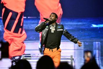Meek Mill Tags Fabolous For SNL Debut: Watch
