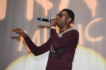 "Young Dolph Sounds Off: ""I SHOULDVE NEVER SIGNED THIS FU**N DEAL"""