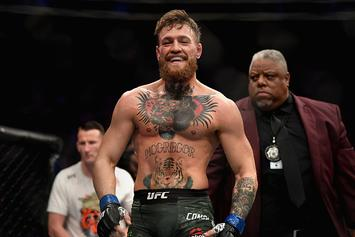 "Conor McGregor Reacts To Suspension, Brags Of Landing ""Final Blow"" At UFC 229"